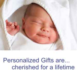 Unique personalzied baby gifts newborn gift ideas thank you sincerely for selecting cns direct personalized gifts for your personalized gift needs negle Gallery